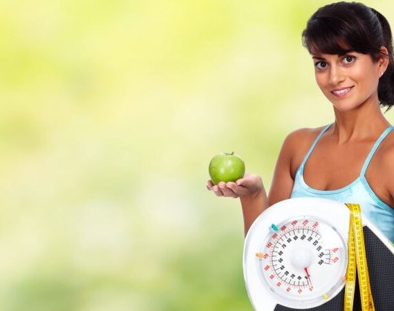 Eat Apples to Lose Weight