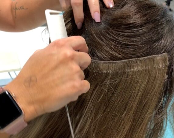 How to Install Video on Hair Extensions?