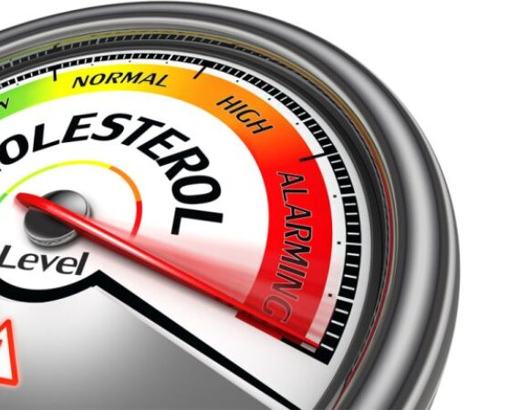 The Malign Results of High Cholesterol Levels