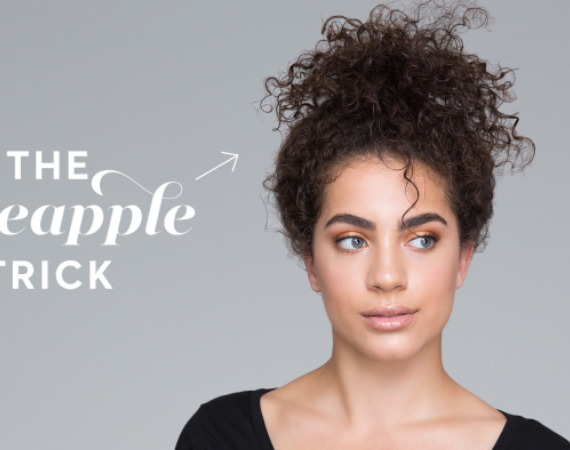 Fix Quick And Easy Holiday Curly Hair Tips